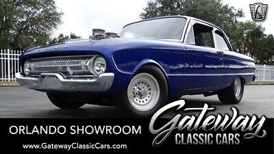 1961 Ford Falcon  Blue 1961 Ford Falcon Coupe 351 CID V8 3 Speed Automatic Available Now!