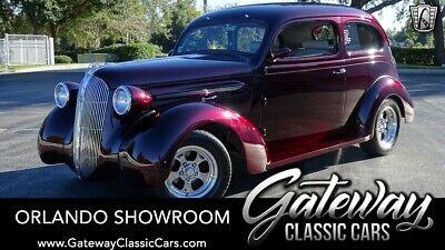 1937 Plymouth Touring Coupe Merlot 1937 Plymouth Touring Rebuilt 472 CID V8  4 Speed Automatic Available Now