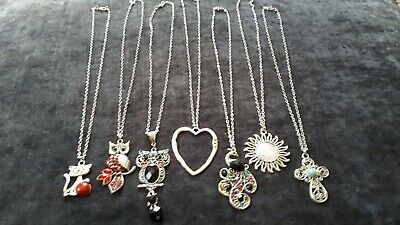 Wholesale joblot necklaces