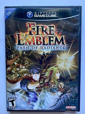 💥 *CASE ONLY* Fire Emblem: Path of Radiance *NO DISK NO MANUAL!* 🎮