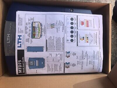Ph Controller/Water Tower Controller MtD75 Initial/ Interserve