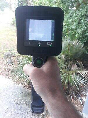 WORKING MSA Evolution 5600 TIC Fire Service Thermal Imaging Camera W/ Battery!