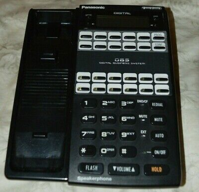 Panasonic DBS VB-44223-B  LCD Display w/ Speakerphone Office Phone