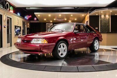 1993 Ford Mustang LX Mustang LX Hatchback! 49k Miles, Ford 5.0L V8, 5-Speed Manual, Clean History