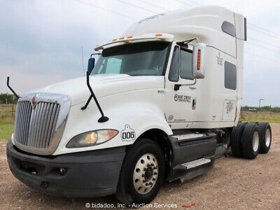 2013 Intertaional ProStar+ T/A Truck Tractor Sleeper L6 Maxxforce Diesel bidadoo