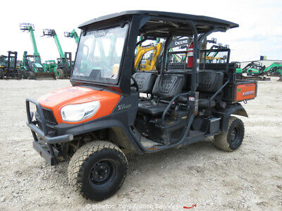 2016 Kubota RTV-X1140 4WD ATV UTV Side By Side 4X4 Cart Diesel -Parts/Repair