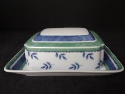 Villeroy & Boch Switch 3 Rectangular Covered Butter Dish