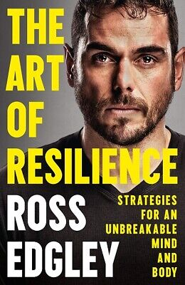 The Art of Resilience by Ross Edgley (NEW Hardback)