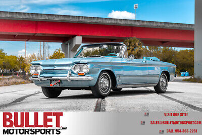 1963 Chevrolet Corvair - Video Inside! 1963 Chevrolet Corvair Spyder Convertible, Turn-Key Cruiser, In Great Condition!
