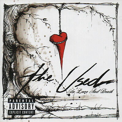 THE USED - In love and death - CD album