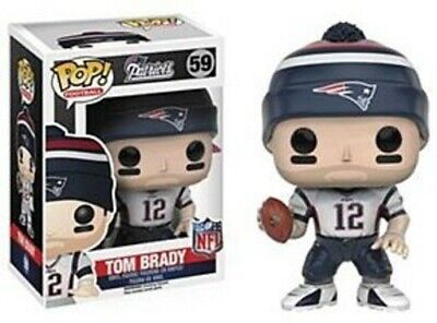 NFL - Tom Brady - Funko Pop! Sports (2016, Toy NUEVO)