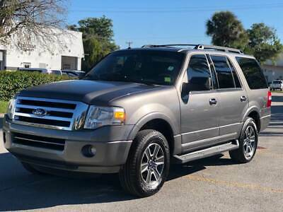 2012 Ford Expedition XLT 4x2 4dr SUV 2012 Ford Expedition XLT 4x2 4dr SUV Florida Owned Drives Awesome Super Clean