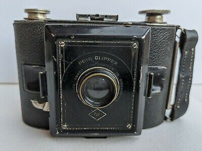 Old Vintage AGFA Ansco Corporation  PD16 Clipper 35mm Camera