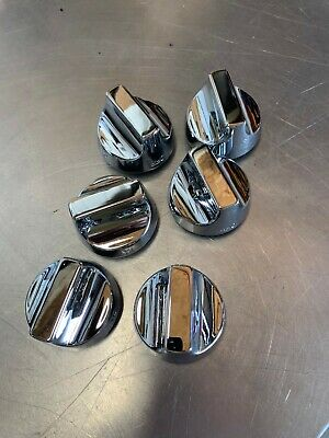 SIX Commercial Stove Knob for Vulcan, Wolf , American Range , Imperial , Atosa