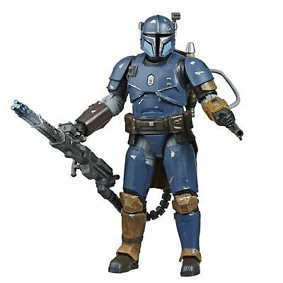 Star Wars The Black Series Heavy Infantry Mandalorian Action Figure In Stock