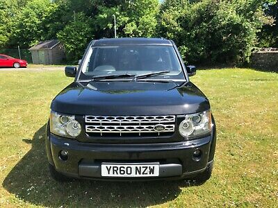 Land Rover Discovery 4 XS TDV6  SE AUTOMATIC