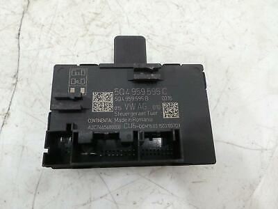 2015 VW Passat B8 Door Module  ECU  5Q4959595C