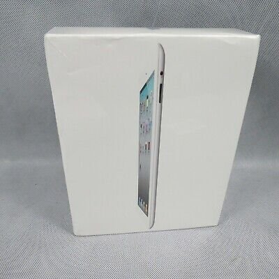 """Apple iPad 2nd Gen Generation White A1395 WiFi Only 16GB Storage Tablet 9.7"""" NEW"""