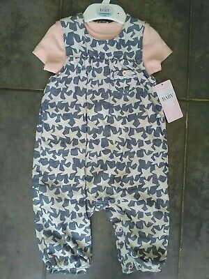 M&S Baby - Girls Outfit 6-9 Mths ** New ** RRP £ 18