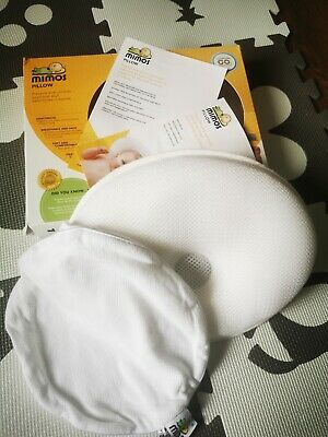 Mimos Pillow Size Small Baby Pillow Excellent Immaculate Condition