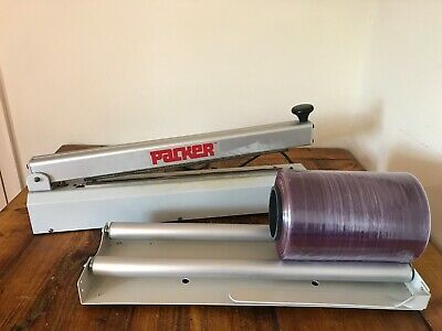 Packer Easy Heat Sealer With Cutter, Shrink Wrap And Roller model: P400.sw