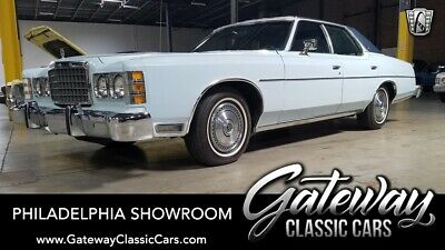 1975 Ford LTD  Blue 1975 Ford LTD  351 V8 3 Speed Automatic Available Now!