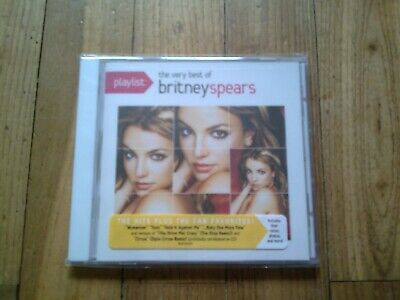 Britney Spears The very best of. SCELLE.