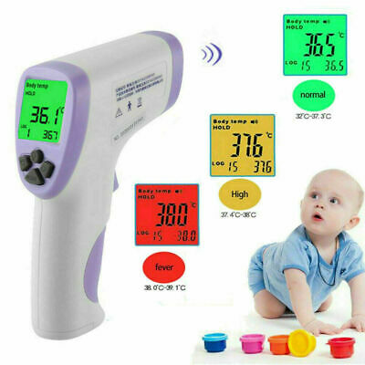 Hti HT-820D Body Infrared Thermometer