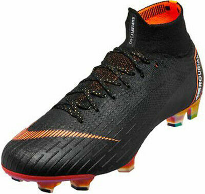 nike superfly elite flyknit ACC football boots fg size 4.5 rrp £150 top of range