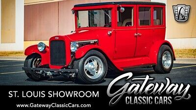 1925 Chevrolet Superior  Red 1925 Chevrolet Superior Sedan 305 CID V8 Automatic Available Now!