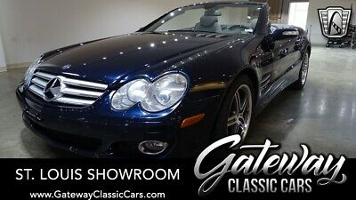 2008 Mercedes-Benz SL-Class  Blue 2008 Mercedes-Benz SL550  V8 5.5 Liter 7 Speed Automatic Available Now!
