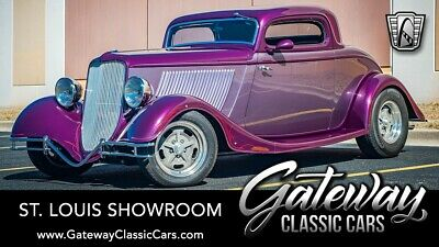 1933 Ford Other  Purple 1933 Ford Coupe Coupe 5.7L LT1 V8 4L60E Auto Available Now!