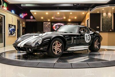 1965 Shelby Daytona Coupe Factory Five All New, Gen 3 FFR Daytona Coupe! Coyote 5.0L V8, TKO 5-Speed, Wilwood Disc, A/C