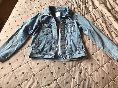 Next Girls Denim Jacket Age 12