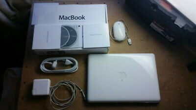 """Apple MacBook - Boxed, Complete - A1342 13.3"""" Laptop - MC516LL/A (May, 2010)"""