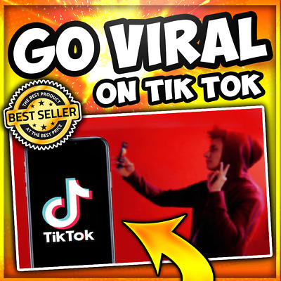 TikTok Video Promotion - Real SEO Traffic (100k+ Viewing) via Google Ads