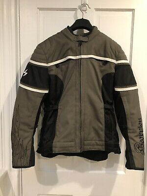 Scorpion EXO Waterproof Polyester Womens Armored Motorcycle Jacket XL