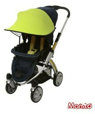 Sunshade/Sunshade for Baby stroller, Pushchair, and Car Seat, Wide Sunblock, UV