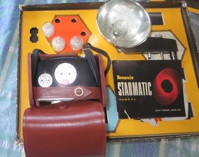 STARMATIC Vintage Camera Kodak Kit.....GREAT DEAL