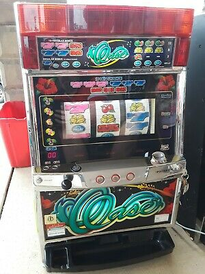 Oase Pachislo Skill Stop Arcade Slot Machine with 200 Tokens Pioneer Oase