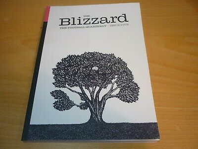 The Blizzard The Football Quarterly Issue Five 5