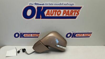 17-19 Buick Encore Driver Left Exterior Side View Mirror Painted Gold