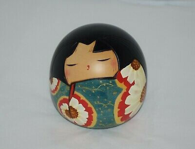 Japanese Traditional Crafts Kokeshi