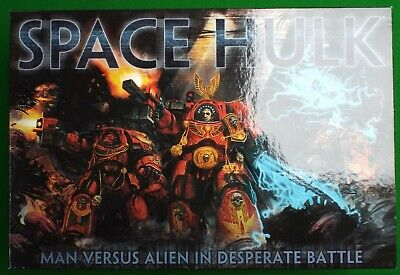 SPACE HULK 3rd edition 2014 Games Workshop