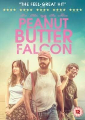 The Peanut Butter Falcon <Region 2 DVD, sealed>
