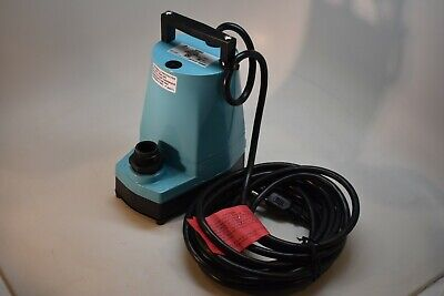 Little Giant # 5-MSP-18 1/6HP Utility Sump Pump  Grainger # 2P352