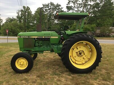 Very Nice John Deere 2440 2WD Tractor with Only 4527 Hours