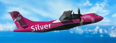 Silver Airways Airline Travel Bank Credit Certificate $713.55!