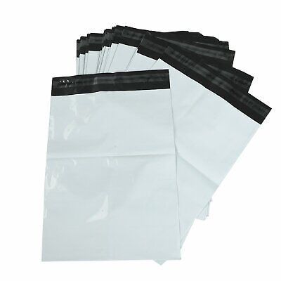 Poly Mailers Plastic Envelopes Shipping Bags 2 Mil White Premium