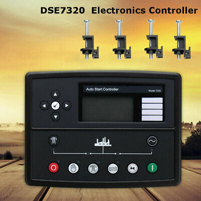 Replacement DSE7320 Electronics Controller Module Panel Generator For Deep Sea